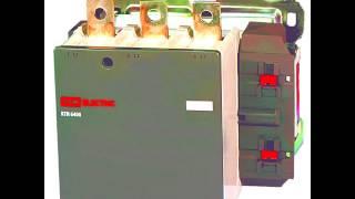 Elektromagnit contactors (contactor KT)