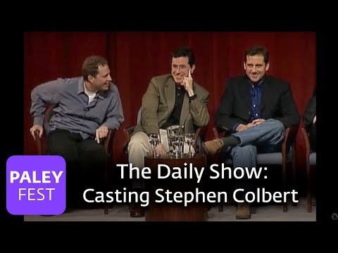 Stephen Colbert on Joining The Daily Show (Paley Center)