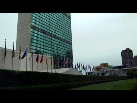 United Nations Building May 2009