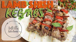 Lamb Shish Kebab Recipe🥩💥 EASY & SIMPLE & DELICIOUS