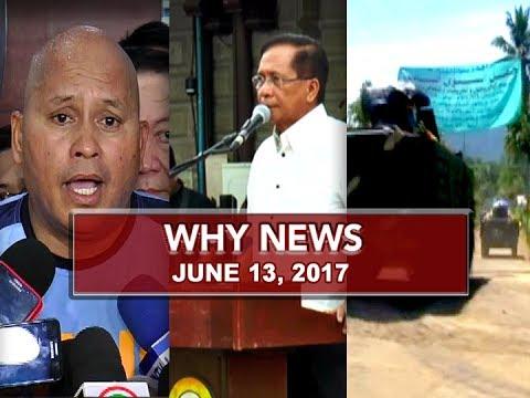 UNTV: Why News (June 13, 2017)
