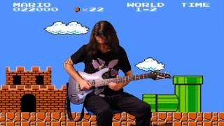 Zorman - Super Mario Bros Guitar