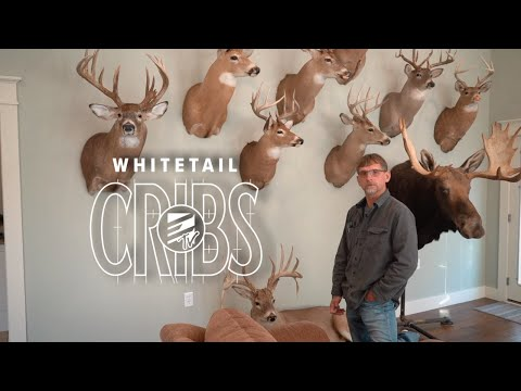 Whitetail Cribs: Home Tour Stacked With Ohio Giant Bucks