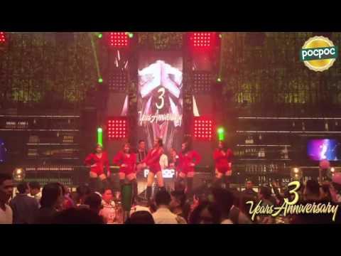 Đông Nhi #live 3year Anniversary Poc Poc