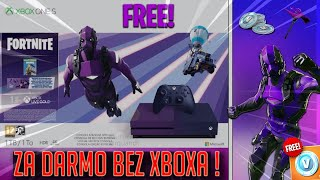 HOW TO PICK UP WITHOUT AN XBOX FREE SKINS EXCLUSIVELY FOR XBOX! -Fortnite Battle Royale