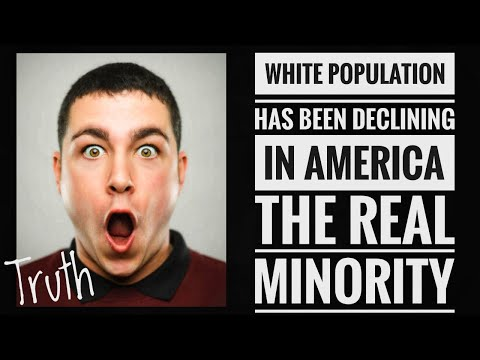 Census Data Shows A Decrease In White People In The U.S. Not Seen Since 1790