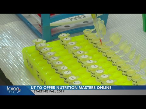 UT Austin to begin offering online Masters of Nutrition degree this fall