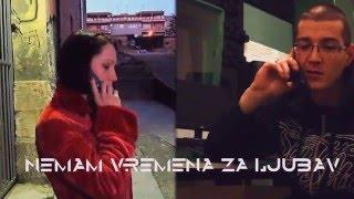 Branko Sjena feat. Nataša Ćaćić - Nemam vremena za ljubav (Official video 2015)