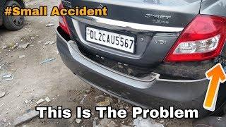 Small Accident | Fixing Bumper | DIY BUMPER | How To Fix Bumper | VBO Life