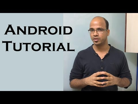 Android Tutorial for Beginners Introduction thumbnail