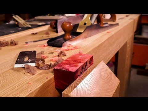 How to reduce TEAROUT when using a HAND PLANE