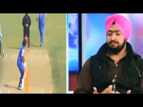 Sikh Pakistani Cricketer Mahindar Pal Singh Wants To Play Against India