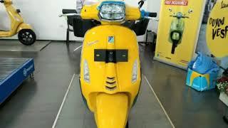 Vespa sprint 150 2019 Terbaru |Vespa sprint 2019 yellow|vespa sprint 150 kuning 2019 terbaru|