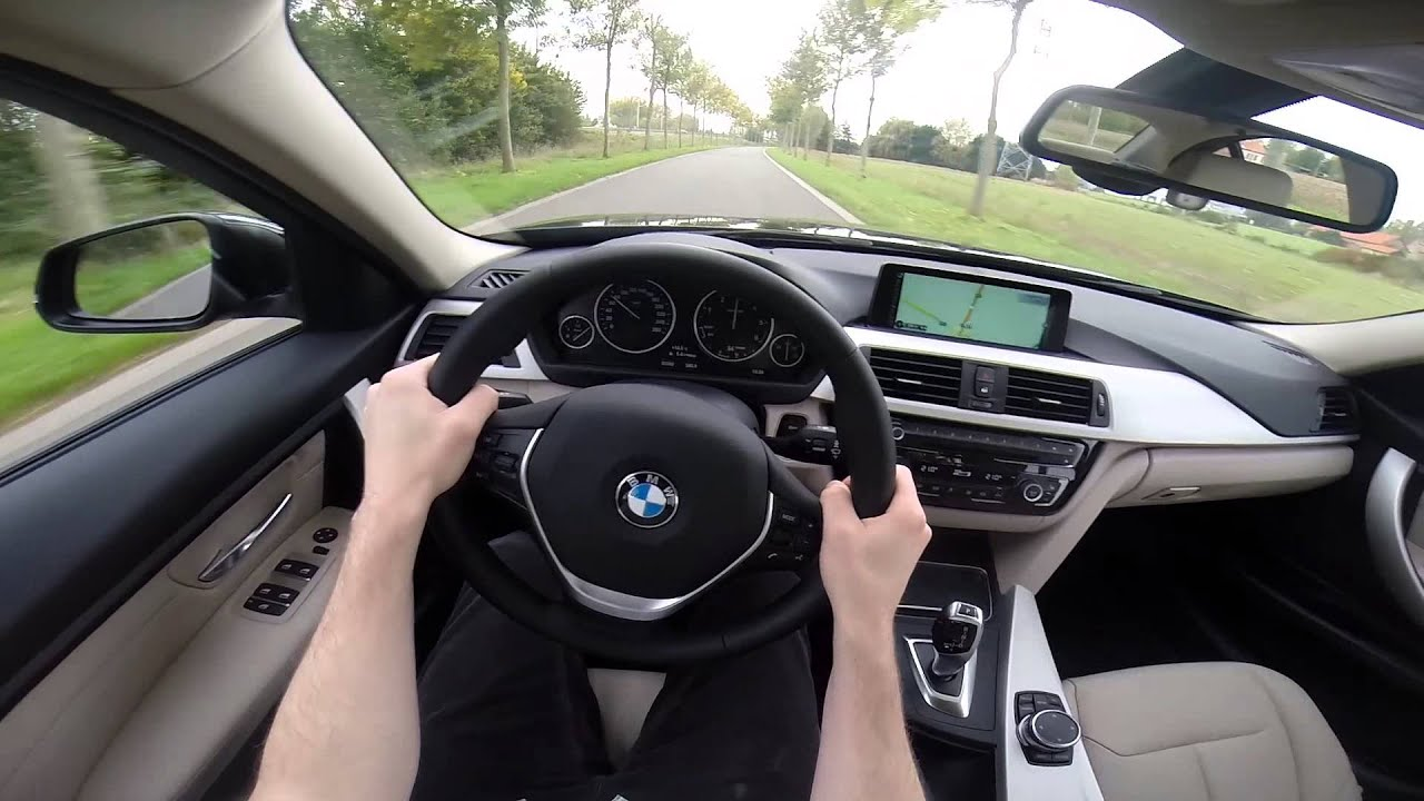 bmw 3 series 2015 320d pov test drive gopro youtube. Black Bedroom Furniture Sets. Home Design Ideas