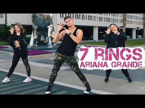 7 rings - Ariana Grande   Caleb Marshall   Dance Workout