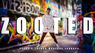 BECKY G - Zooted ft French Montana, Farruko | NICCOLO' DI STANI DANCE CHOREOGRAPHY