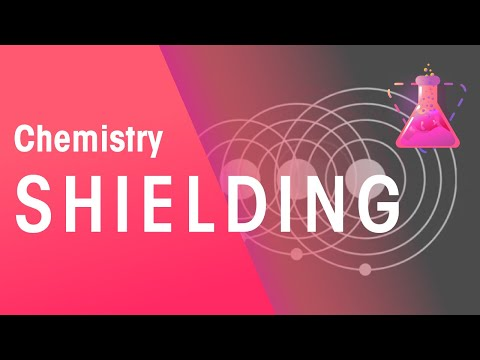 Shielding | Chemistry for All | The Fuse School