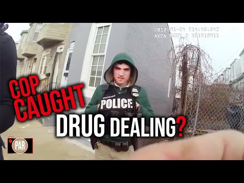 Breaking: Police Officer Charged with Drug Dealing and Lying to FBI