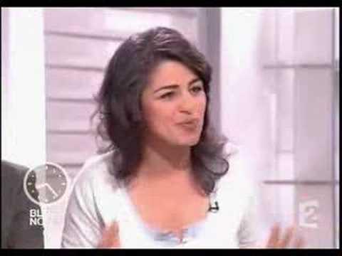 sarah doraghi speak in persian in french tv youtube. Black Bedroom Furniture Sets. Home Design Ideas