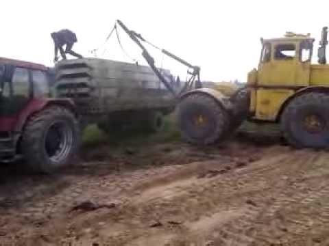 Самый мощный белорусский трактор Беларус 4522 (МТЗ.