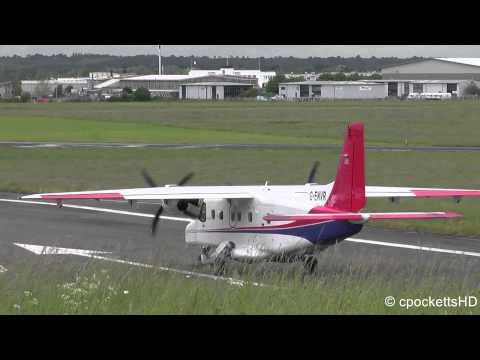 Science01 Dornier 228-101 - Takeoff