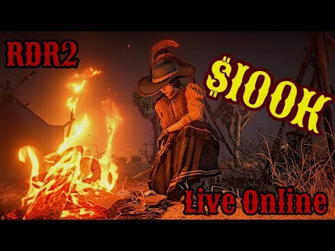 Red Dead Redemption 2 Online Hunting For Gold thumbnail