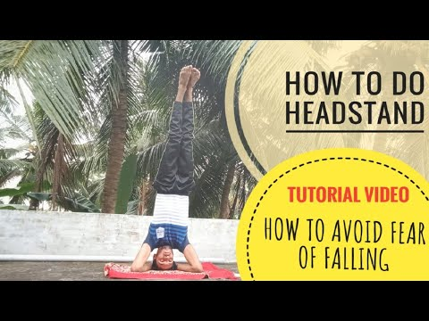How To Do A Proper Headstand Within Few Weeks| Complete Techniques For Headstand| Very Easy Pose.