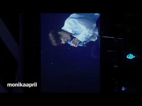 Free Download Ha Sungwoon - Lonely Night @ My Moment Fanmeeting In Jakarta Mp3 dan Mp4
