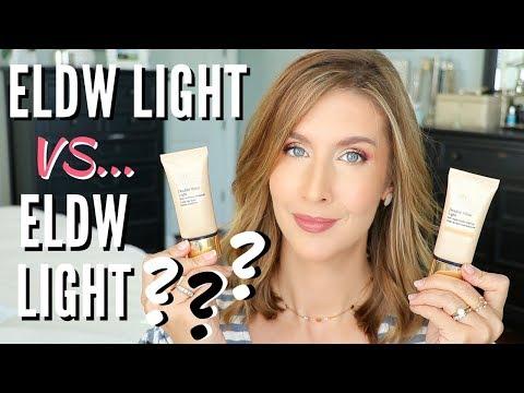 Estee Lauder Double Wear Light NEW Formula vs ORIGINAL | REVIEW AND COMPARISON