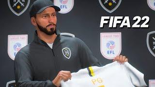 CREANDO UN NUEVO CLUB en FIFA 22 (MODO CARRERA)