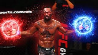 ПОВЕЛИТЕЛЬ УДАРНЫХ СТИЛЕЙ ПОНТУЕТСЯ в ТОП 100 UFC 3 /Исраэль Адесанья