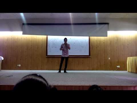 Mimicry Act in thane college