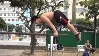 KENGURU PRO 街頭健身世界盃 2016 年申請參賽台灣高雄站:參賽選手秦禮鴻