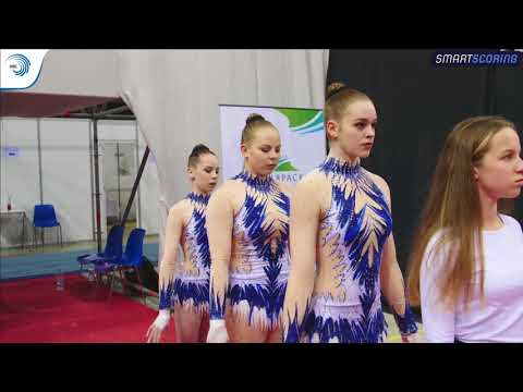 REPLAY: 2017 ACRO Europeans - Seniors all-around finals