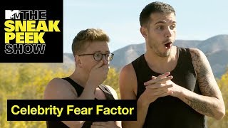 Will Tyler Oakley Be Able To Handle the Challenge?   The Sneak Peek Show   MTV