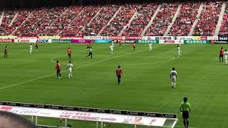 明治安田生命J1リーグ 第31節:名古屋グランパス vs ヴィッセル神戸 2...