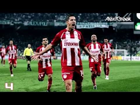 Kevin Mirallas 2011 - Top 10 Goals With Olympiakos By Alex7Greek