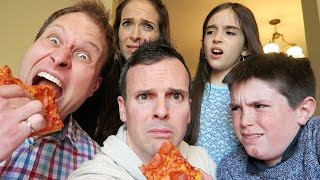 PIZZA EATING CHALLENGE vs. Furious Pete