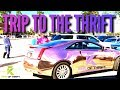 TRIP TO THE THRIFT SHOP ~Store Haul~THRIFTING~Typical Day for a FULL TIME eBay RESELLER~Vlog Blog