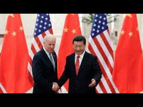 Chiến tranh thương mại và công nghệ Mỹ-Trung thời Biden