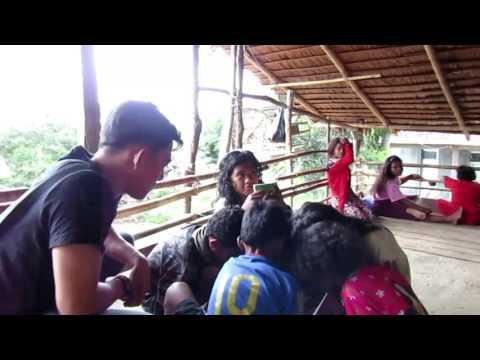 Cinta Tanpa Batas project in Kalora Village