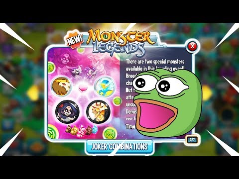 Download NEW FLASH BREEDING EVENT GAMEPLAY | GETTING EPIC MONSTERS!!!: Monster Legends