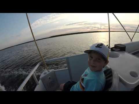 Corolla North Carolina Currituck Sound Charter Fishing Fun!
