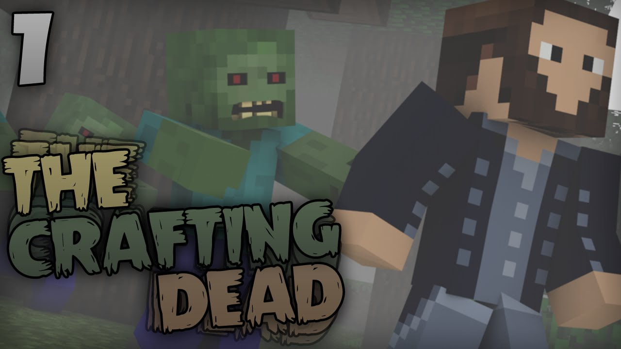 Minecraft the crafting dead episode 1 finding cover for The crafting dead ep 1