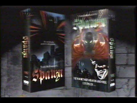 Todd McFarlane's Spawn 2 (1998) Promo (VHS Capture)