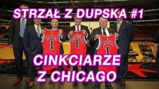 Cinkciarze z Chicago - STRZAŁ Z DUPSKA #1