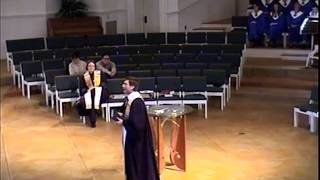 Seeing the Bible Again: Beyond Literalism and Skepticism Rev Tom Ott 4-13-2008