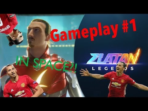 ZLATAN LEGENDS - Gameplay for IOS/Android #1