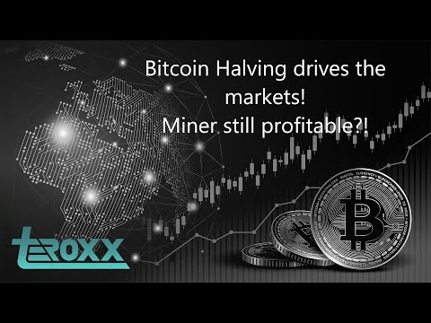 Halving drives the crypto market! European miner are prepared?! I Teroxx News & Market #15 [ENG]