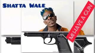 Shatta Wale- Mi have a gun